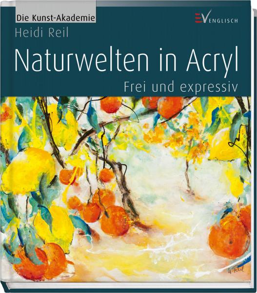 Englisch Verlag Naturwelten in Acryl