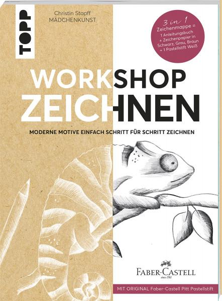 Moderne Motive Schritt für Schritt zeichnen (Christin Stapff)   Frechverlag