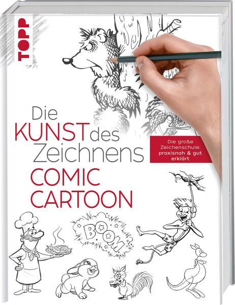 Die Kunst des Zeichnens: Comic Cartoon – Zeichenschule | frechverlag