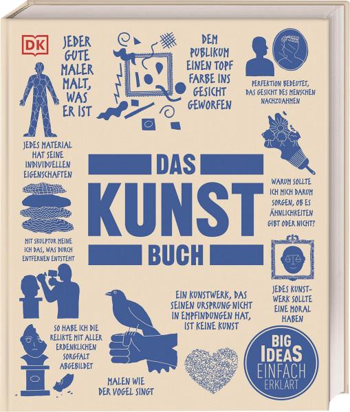 Dorling Kindersley Verlag Das Kunstbuch
