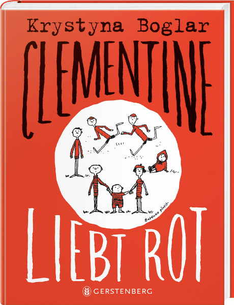 Gerstenberg Verlag Clementine liebt Rot