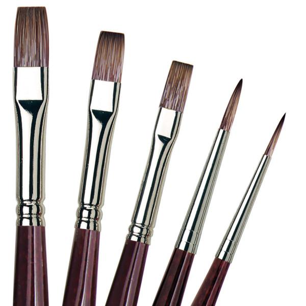 da Vinci Grigio Pinsel-Set