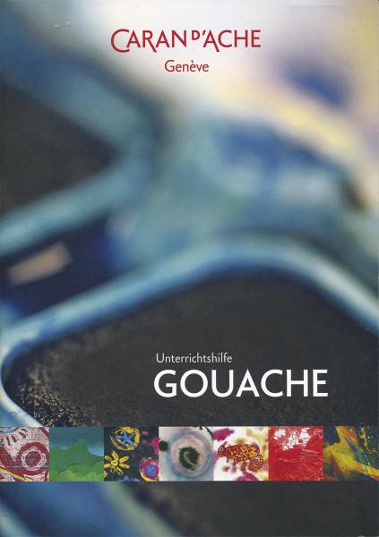 Unterrichtshilfe Gouache   Caran d'Ache