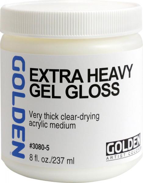 Extra Heavy Gel   Golden Gels & Molding Pastes