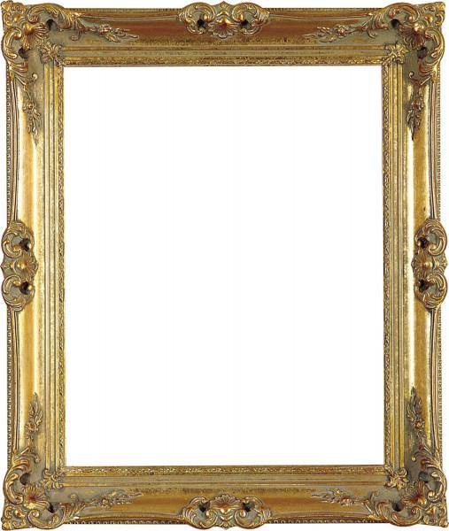 Boesnertest Louvre Fertig-Leerrahmen