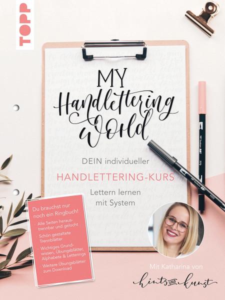frechverlag My Handlettering World: Dein individueller Handlettering-Kurs
