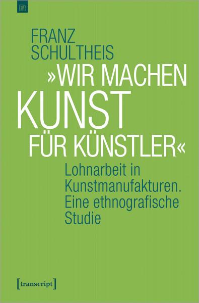 """Transcript Verlag """"Wir machen Kunst für Künstler"""""""