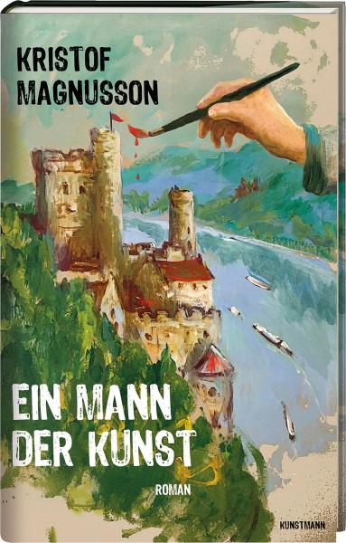 Verlag Antje Kunstmann Ein Mann der Kunst