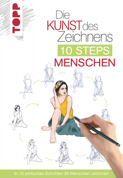 frechverlag 10 Steps Menschen