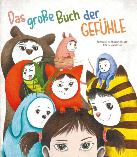 White Star Verlag Das große Buch der Gefühle