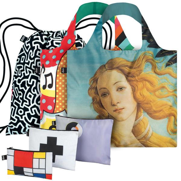 Loqi Bag + Backpacks