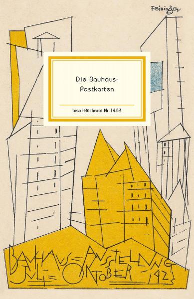 Insel Verlag Die Bauhaus-Postkarten