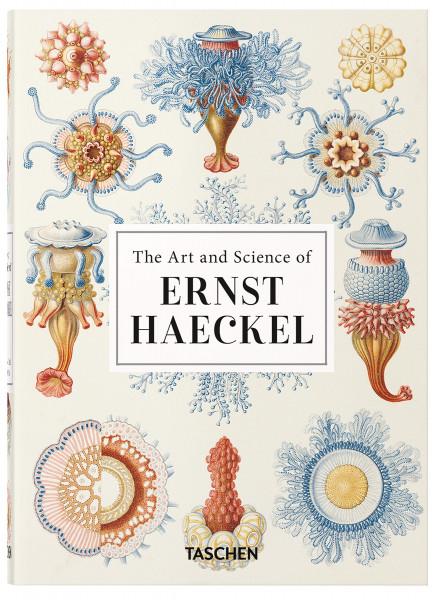 Ernst Haeckel (Rainer Willmann, Julia Voss)   Taschen Vlg.