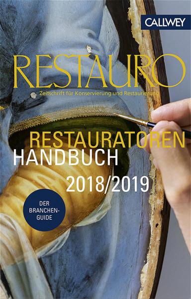 Callwey Verlag Restauro. Restauratorenhandbuch 2018/2019