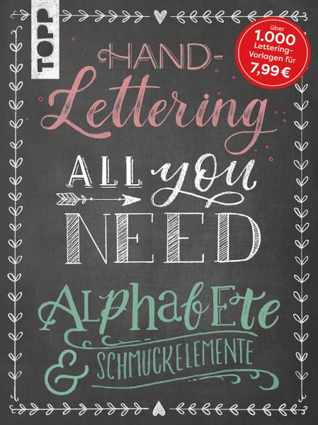 Handlettering All you need | frechverlag
