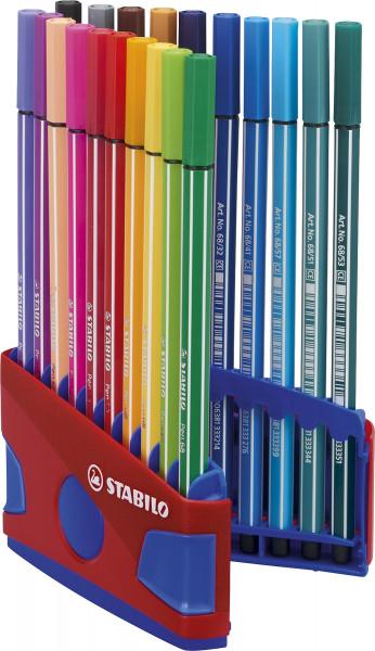 Color Parade Sortiment in Box | Stabilo Pen 68
