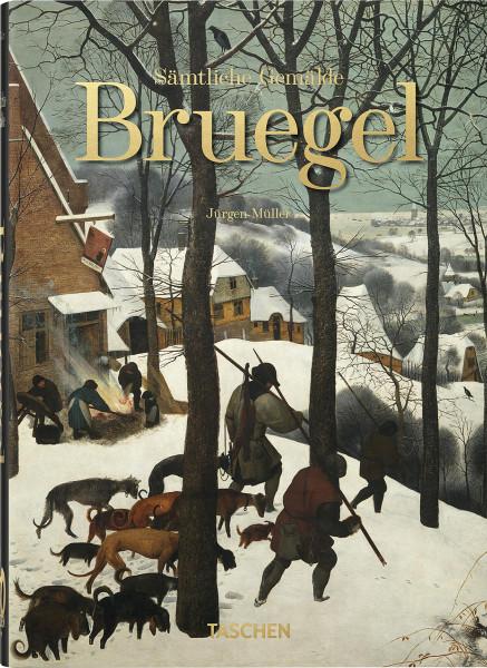 Pieter Bruegel – Sämtliche Gemälde (Jürgen Müller)   Taschen Vlg.