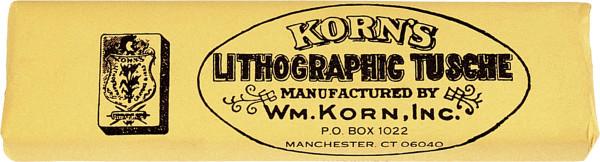 Wm. Korn's Lithografietusche