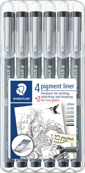 Staedtler Pigment Liner-Set