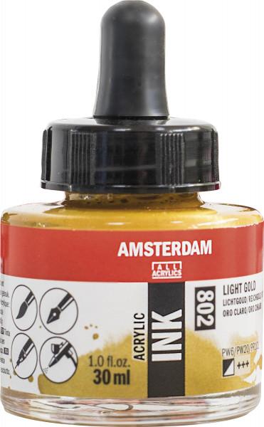 Royal Talens – Amsterdam Acrylic Ink