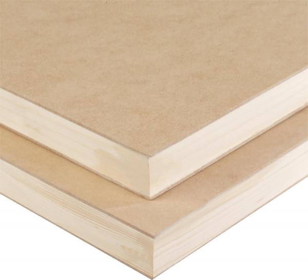 Purist Der großformatige Holzkörper