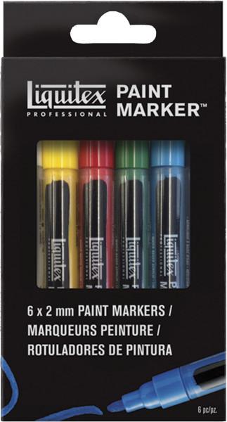Liquitex Paint Marker-Set