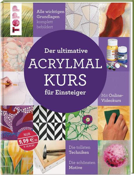 frechverlag Der ultimative Acrylmalkurs für Einsteiger