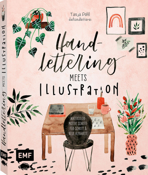 Edition Michael Fischer Handlettering meets Illustration