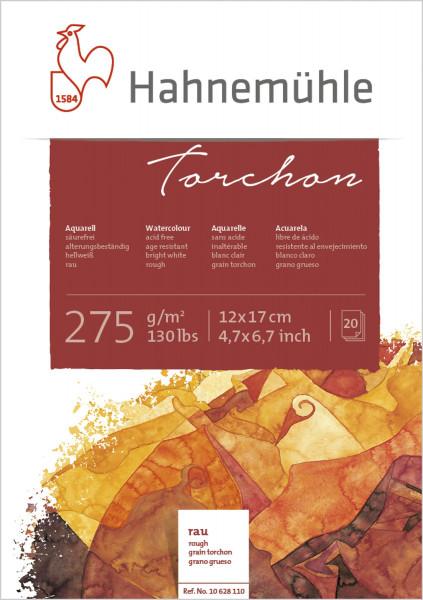 Hahnemühle Torchon Akademie-Aquarellblock