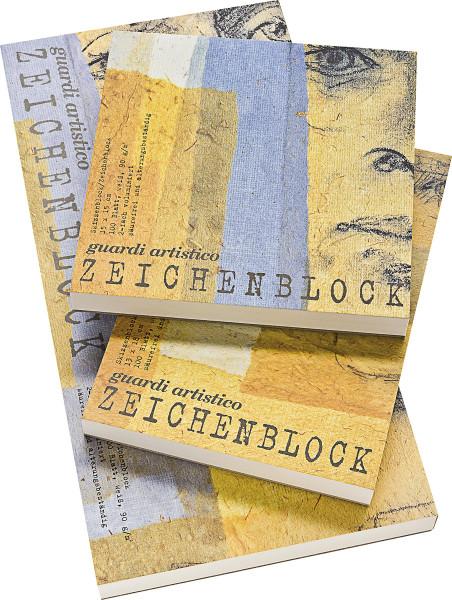 Guardi Artistico Zeichenblock