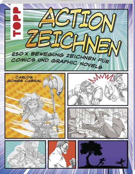 Action zeichnen (Carlos Gomes Cabral)   frechverlag