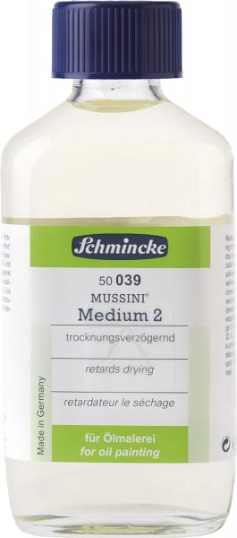 Schmincke – Mussini Medium 2