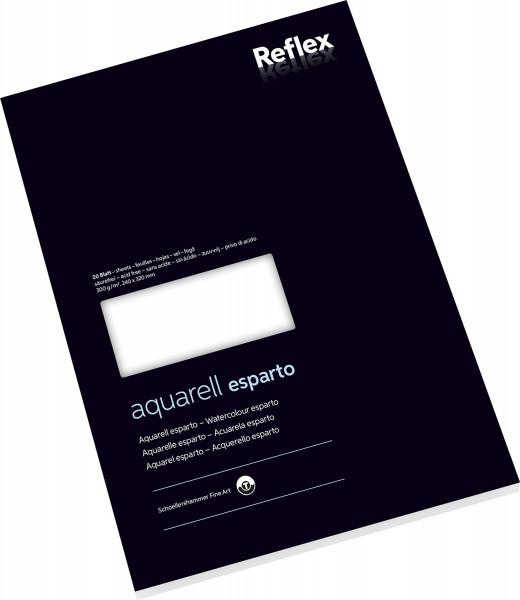 Schoellershammer by Reflex Esparto Aquarellblock [DE-online]