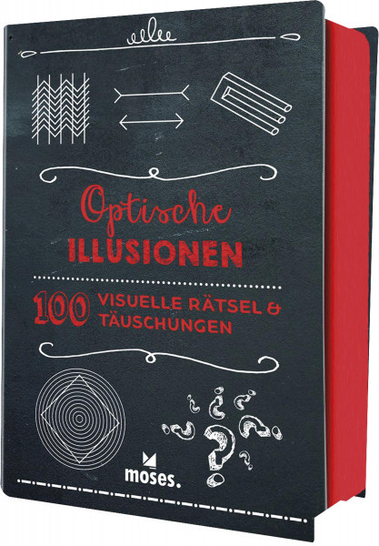 Quiz-Box Optische Illusionen | Moses Vlg.