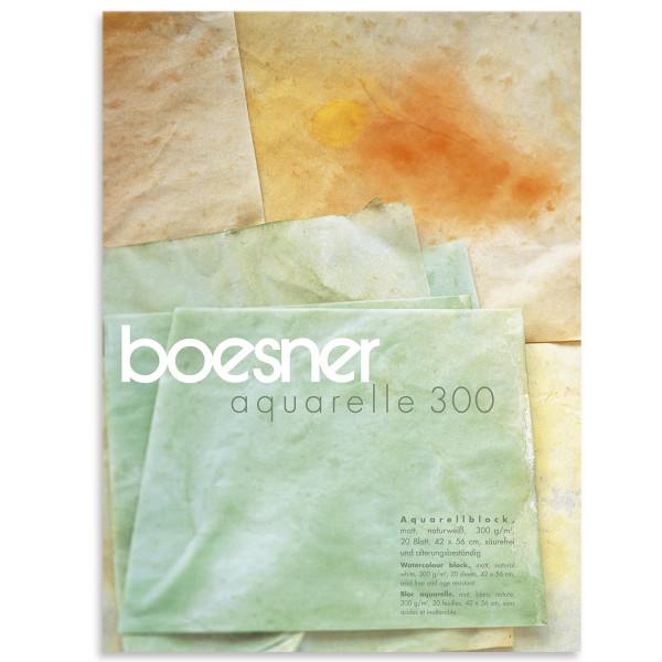 Block, Matt | boesner Aquarelle 300