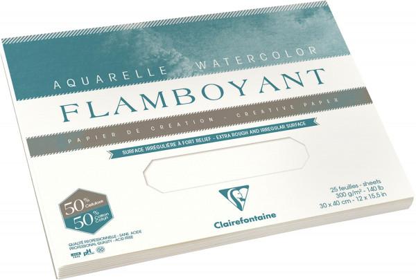 Clairefontaine Flamboyant Aquarellpapier