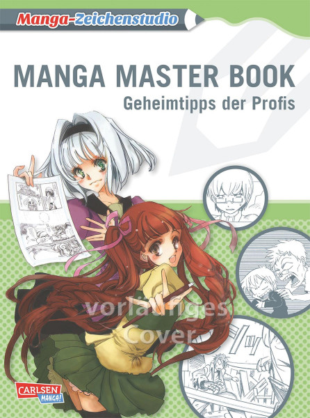 Carlsen Verlag Manga Master Book