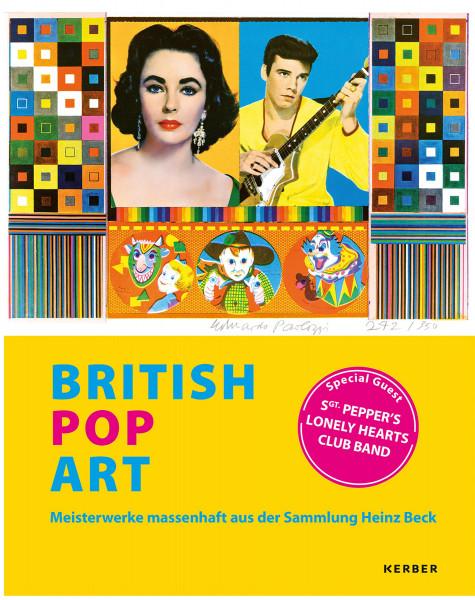 Kerber Verlag British Pop Art