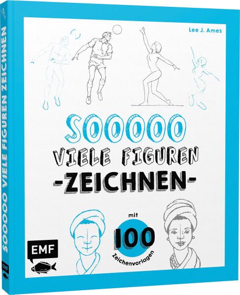 Edition Michael Fischer So viele Figuren zeichnen
