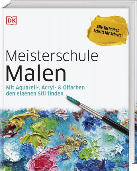 Dorling Kindersley Verlag Meisterschule Malen