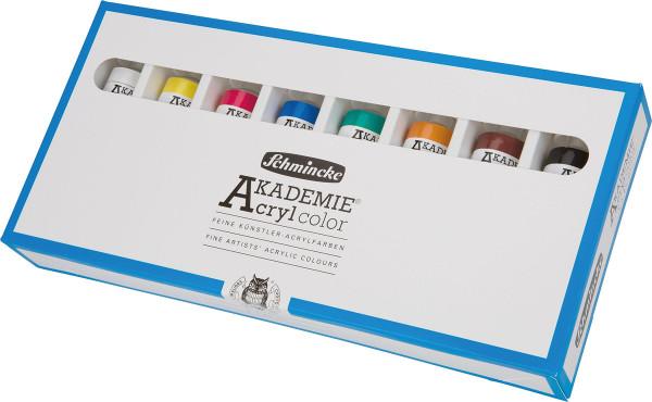 Schmincke – Akademie Acryl Color Grundsortiment