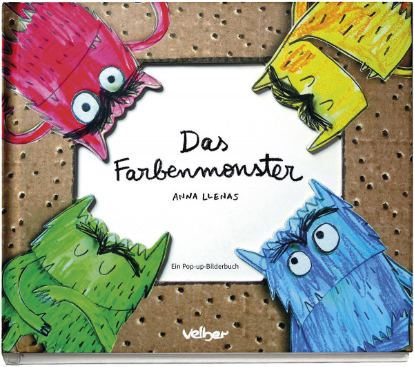 Christophorus Verlag Das Farbenmonster