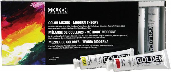 Golden Heavy Body Acrylfarben-Set