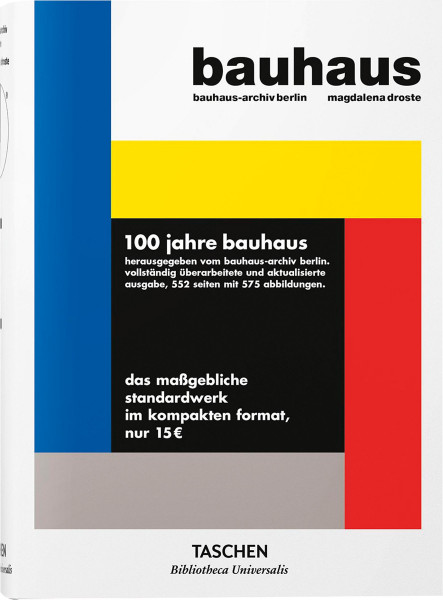 Bauhaus (Magdalena Droste(Hrsg.))   Taschen Vlg.