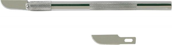 Ecobra Schablonenmesser mit Rundschliff