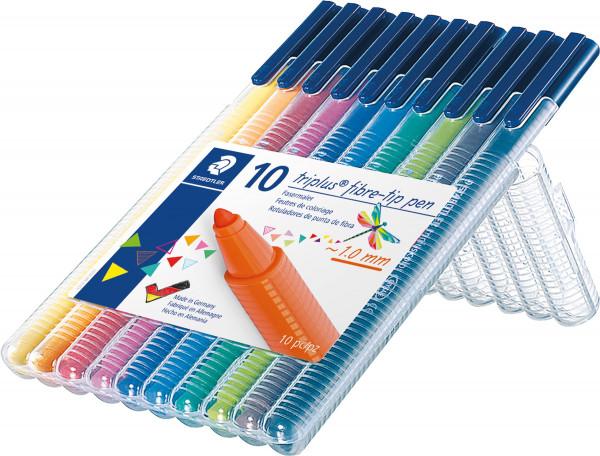 Staedtler Triplus Color Fasermaler