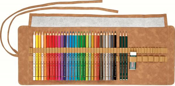 Faber-Castell Polychromos Farbstift-Set