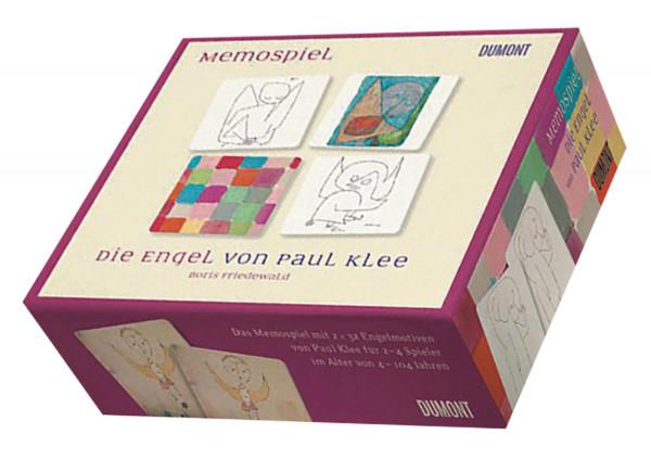DuMont Buchverlag Die Engel von Paul Klee