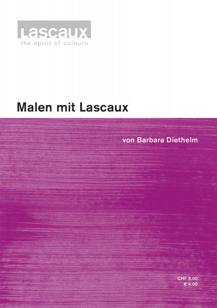 Lascaux Malen mit Lascaux