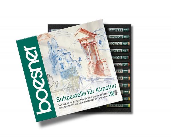 boesner Künstler-Softpastell-Set